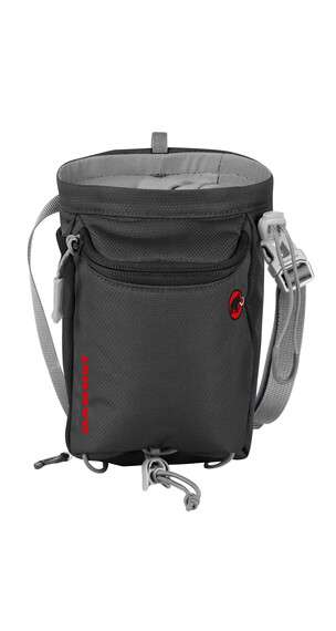 Mammut Multipitch chalkbag zwart